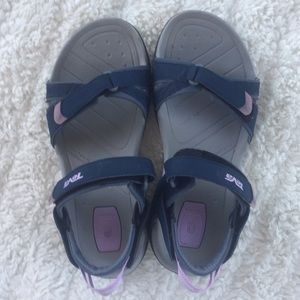 TEVA sandals. Great condition!